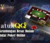 Menang Keuntungan Besar Dalam Bandar Poker Online